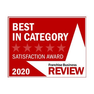 Best In Category - Franchise Business Review